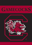 NCAA South Carolina Game Cocks 2-Sided Garden Flag Flag