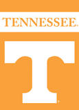 NCAA Tennessee Volunteers 2-Sided Garden Flag Flag