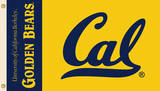 NCAA Cal Berkeley Golden Bears Flag with Grommets Novelty