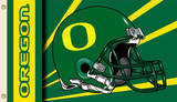 NCAA Oregon Ducks 2-Sided Flag with Grommets Flag