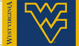 NCAA West Virginia Mountaineers Flag with Grommets Novelty