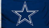 NFL Dallas Cowboys Flag with Grommets Flag