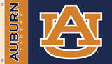 NCAA Auburn Tigers Flag with Grommets Novelty