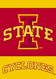 NCAA Iowa State Cyclones 2-Sided Garden Flag Flag