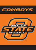 NCAA Oklahoma State Cowboys 2-Sided Garden Flag Flag