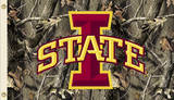 NCAA Iowa State Cyclones Camo Flag with Grommets Flag