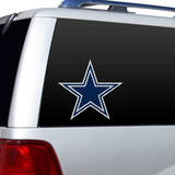 NFL Dallas Cowboys Diecut Window Film Window Decal
