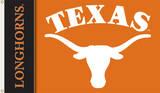 NCAA Texas Longhorns 2-Sided Flag with Grommets Flag