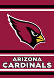 NFL Arizona Cardinals 2-Sided House Banner Flag