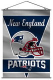NFL New England Patriots Wall Banner Flag