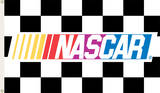 Nascar Nascar Checkered Flag with Grommets Flag