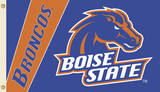 NCAA Boise State Broncos 2-Sided Flag with Grommets Flag