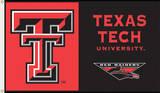 NCAA Texas Tech Red Raiders Flag with Grommets Flag