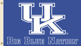 NCAA Kentucky Wildcats Flag with Grommets Flag