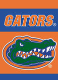 NCAA Florida Gators 2-Sided Garden Flag Flag