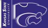 NCAA Kansas State Wildcats 2-Sided Flag with Grommets Flag