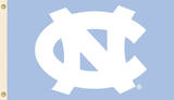NCAA North Carolina Tar Heels Flag with Grommets Flag