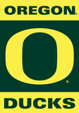 NCAA Oregon Ducks 2-Sided House Banner Flag