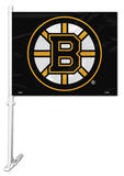 NHL Boston Bruins Car Flag Flag