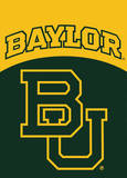 NCAA Baylor Bears 2-Sided Garden Flag Flag