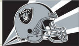 NFL Oakland Raiders Flag with Grommets Flag
