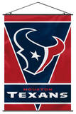 NFL Houston Texans Wall Banner Flag