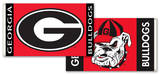 NCAA Georgia Bulldogs 2-Sided Flag with Grommets Flag