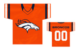 NFL Denver Broncos 2-Sided Jersey Banner Flag