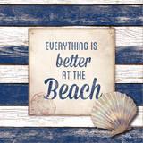 Beach Posters by Elizabeth Medley