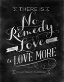 No Remedy Prints