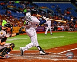 Evan Longoria 2013 Action Photo