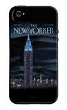 The New Yorker - Rhapsody in Blue - iPhone 5 Cover iPhone 5 Case by Mark Ulriksen