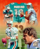 Dan Marino Legends Composite Photo