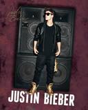 Justin Beiber (Speakers) Plakáty