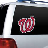 MLB Washington Nationals Diecut Window Film Window Decal