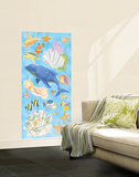Under The Sea Accent Pieces Huge Mural Art Print Poster Wall Mural