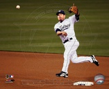 Marcus Giles - 2007 Fielding Action Photo