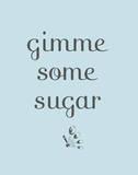 Sugar Prints