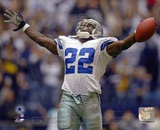 Dallas Cowboys # 22 Emmitt Smith Sports Photo Photo