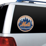 MLB New York Mets Diecut Window Film Novelty