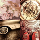 Vintage Style I Prints by Juliana Acosta