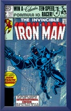 The Invinvible Iron Man 152 Cover: Iron Man Affiches par Bob Layton