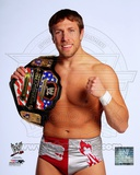 Daniel Bryan 2011 With United States Championship Belt Photo