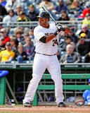 Pedro Alvarez 2013 Action Photo