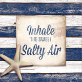 Salty Air Posters by Elizabeth Medley