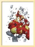 Iron Man &amp; The Armor Wars 4 Cover: Iron Man Prints by Miyazawa Takeshi