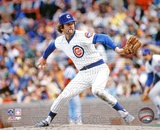 Bruce Sutter - Pitching Action (Cubs) Photo
