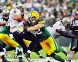 Clay Matthews 2012 Action Photo