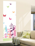 Butterfly Panel Huge Mural Art Print Poster Wall Mural