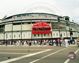 Wrigley Field - Outside/Color Photo